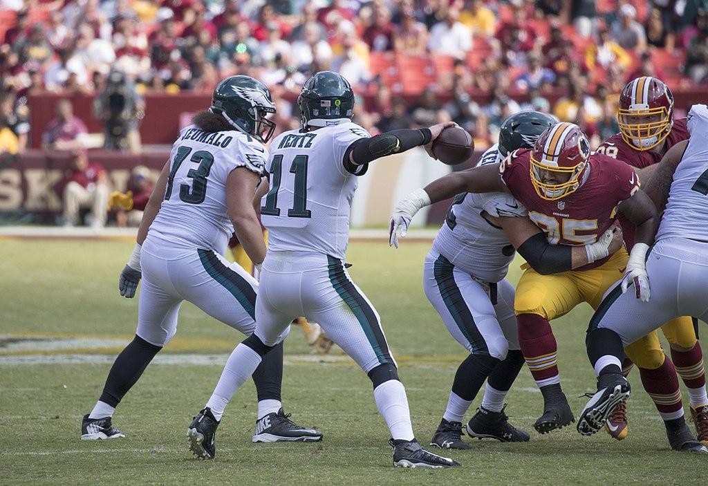 Week 13 MNF NFL DFS Picks: Redskins – EaglesPreview