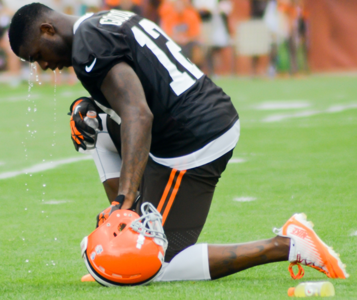 Talented & Troubled: A Josh Gordon Timeline